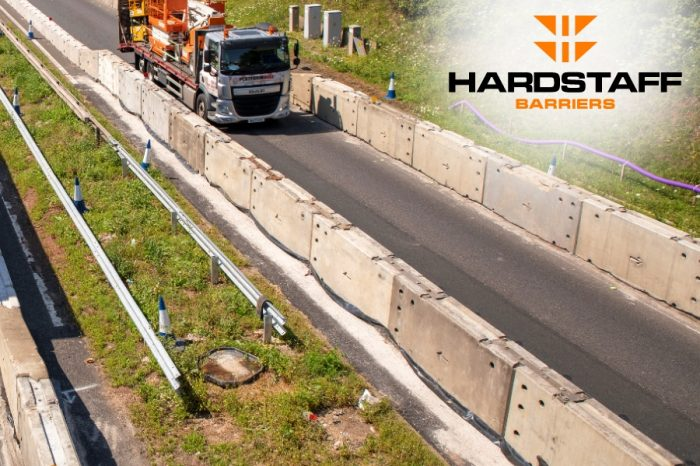 Hardstaff Barriers | Specialist road safety barriers aid Gloucestershire bridge repair project