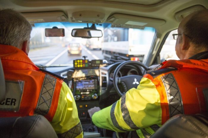 Highways England helping motorists this Christmas