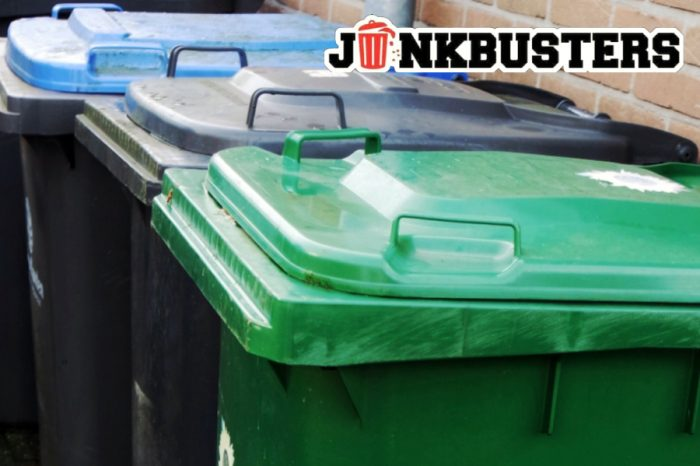 Junkbusters | How UK Households & Companies Can Manage Recycling Better