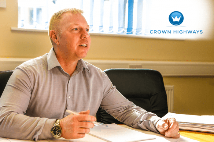 Crown Highways | Crown appoints new Operations Director