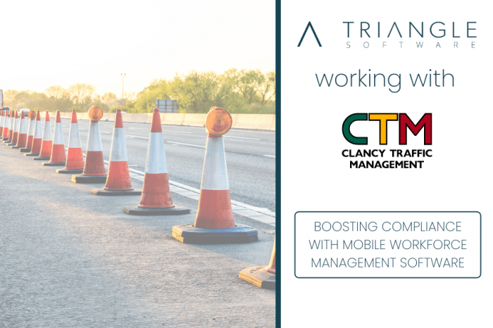 Triangle Software | Clancy Case Study | Boosting Compliance with Mobile Workforce Management Software