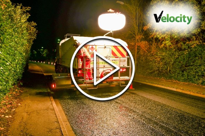 Velocity | Velocity help keep local roads in West Berkshire in good condition