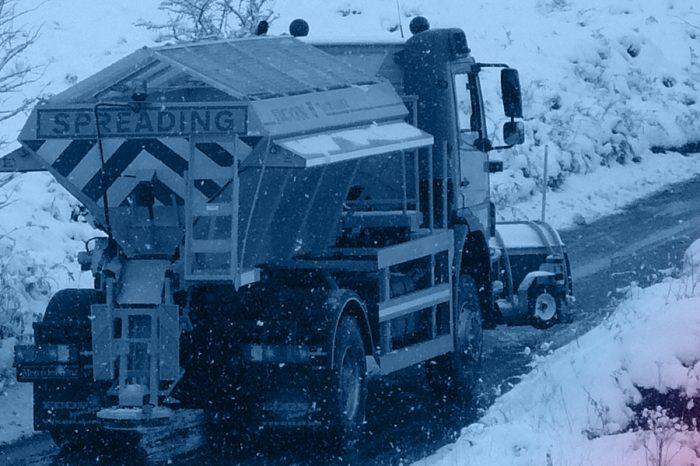 A New Winter Approach | Winter Maintenance: Compliance under COVID-19