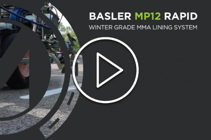 Meon | Basler MP12 Rapid - Winter Grade MMA Lining System