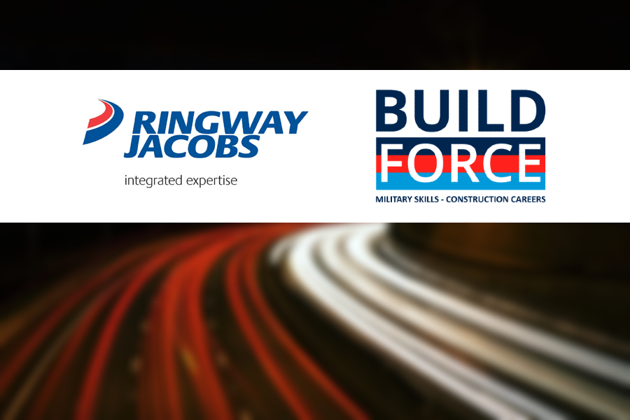 Ringway Jacobs | Ringway Jacobs Join Forces with BuildForce to Support the Recruitment of Ex-Military Personnel into the Construction Industry