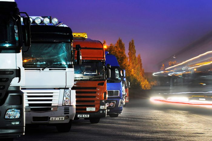 235,000 haulier tests completed as lorry drivers urged to get tested away from border