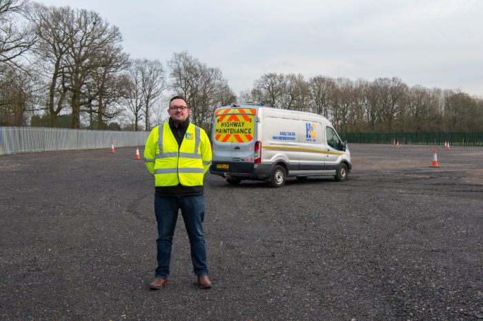 Highway Care | Highway Care take the road to Upton Business Centre