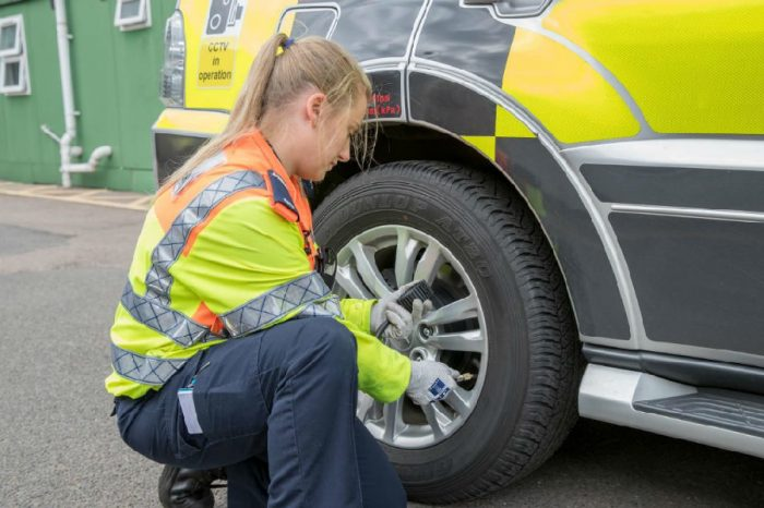 Show your vehicle some TLC in lockdown