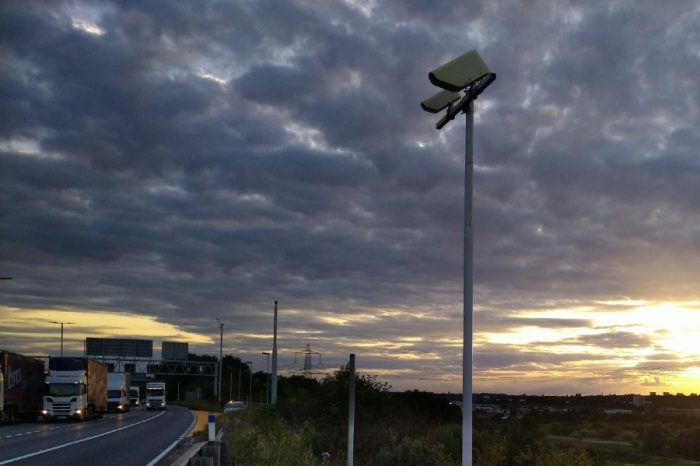 New weather stations helping to keep essential traffic moving this winter