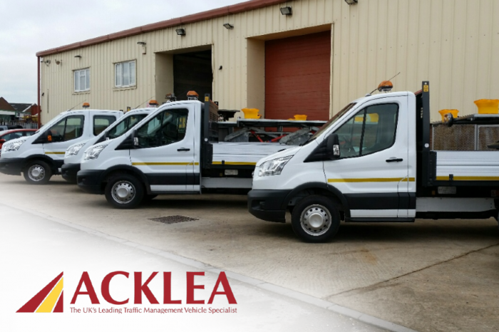 Acklea | Vehicle mounted MLC sign boards