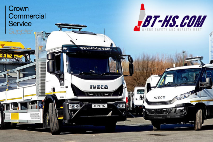 BT-HS   New status as Crown Commercial Service supplier
