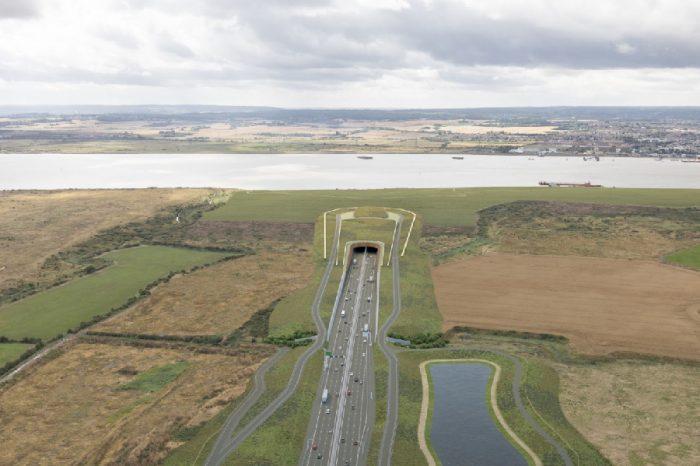 Highways England seeks partners to build £1.9bn Lower Thames Crossing roads