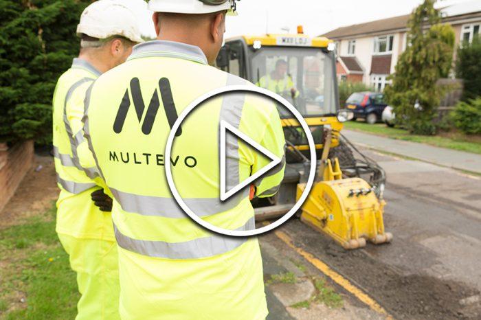 Multevo | The Multevo Method – Revolutionising the way we repair our roads