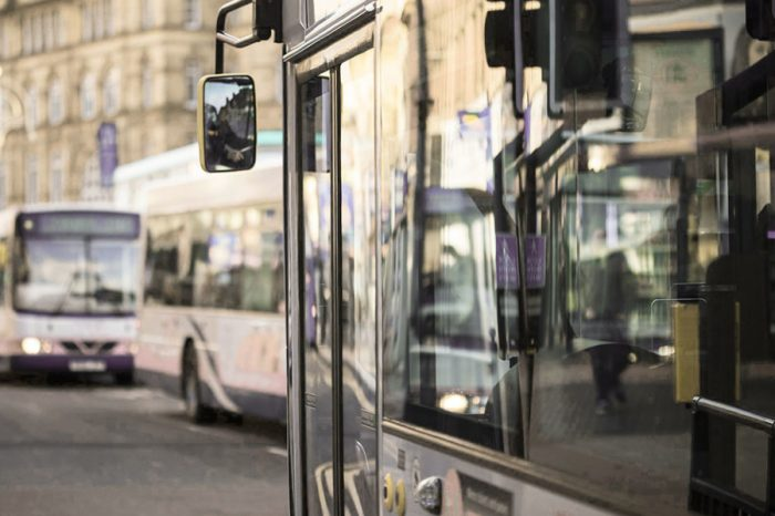 Multi-million pound scheme for zero-emission buses across England launched