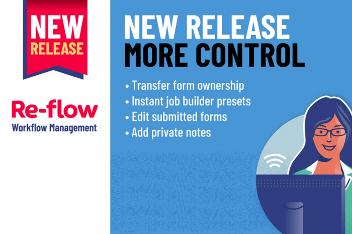 Re-flow | New Release of Re-flow Highways gives even more control, powerful forms and processes