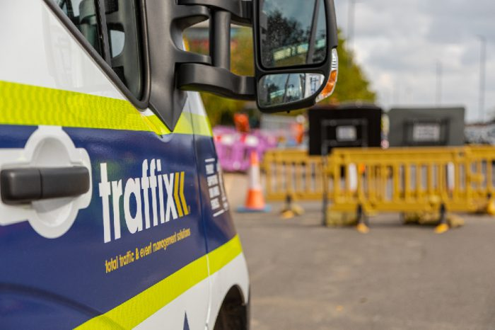 Traffix | Creating a temporary vaccination centre at Aston Villa Football Club