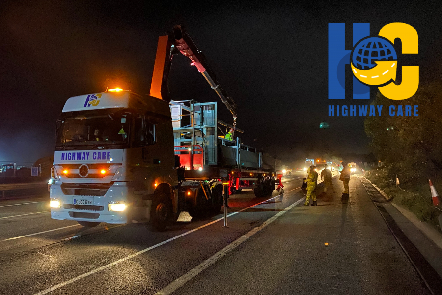 Highway Care   Delivering safety in collaboration with Volker Highways