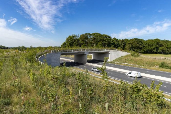 Sustainable highways design – the road ahead