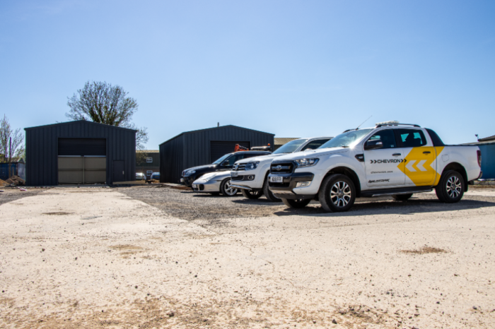 Chevron TM | The Chevron Group Invests in Facilities, Fleet and People