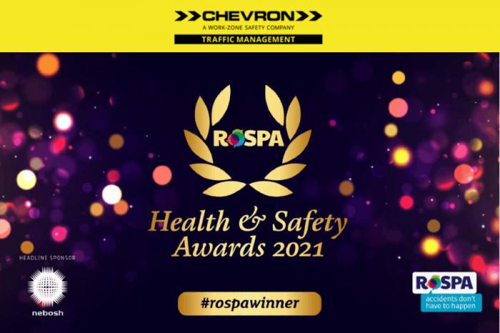 Chevron TM   Chevron TM Receives RoSPA President's Award