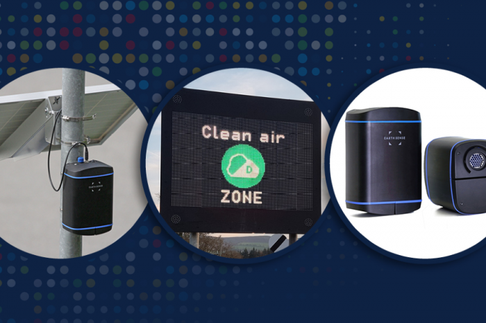 Coeval | Coeval partners with EarthSense to support air quality improvements