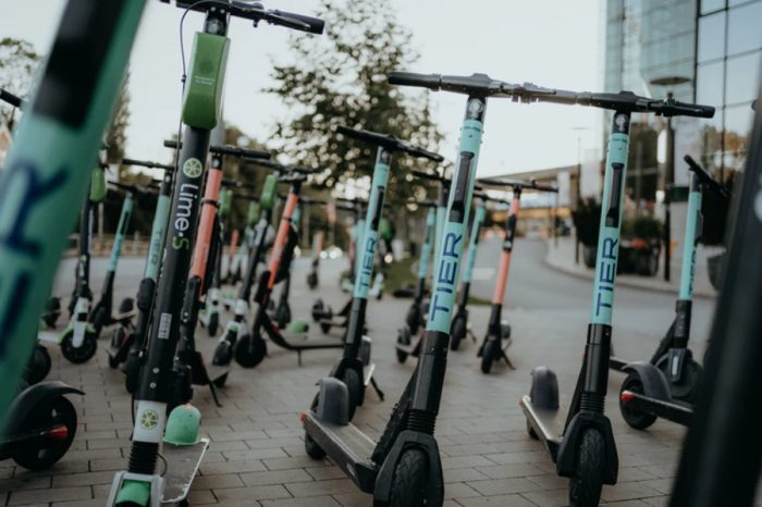 E-scooter trial launches in London