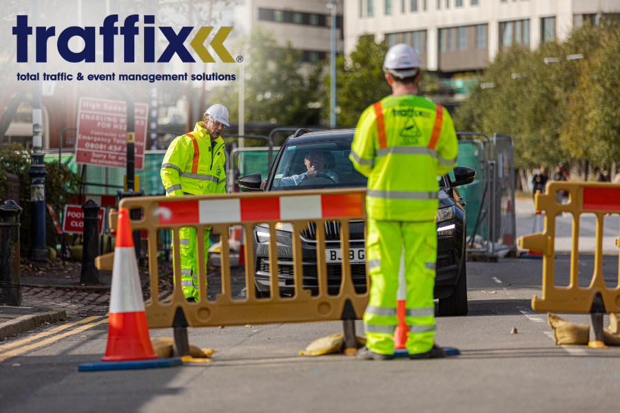 Traffix   Traffix is recognised by SafeContractor