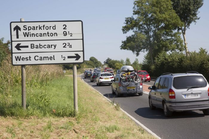 Construction nears on major A303 upgrade in Somerset