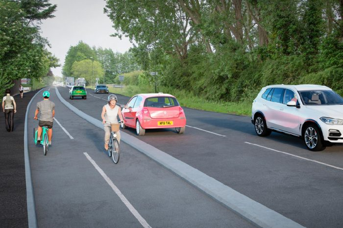 Highways England launching public consultation on new plans for cycle route to link Chichester and Emsworth