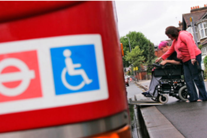 National strategy to boost public transport accessibility for disabled passengers