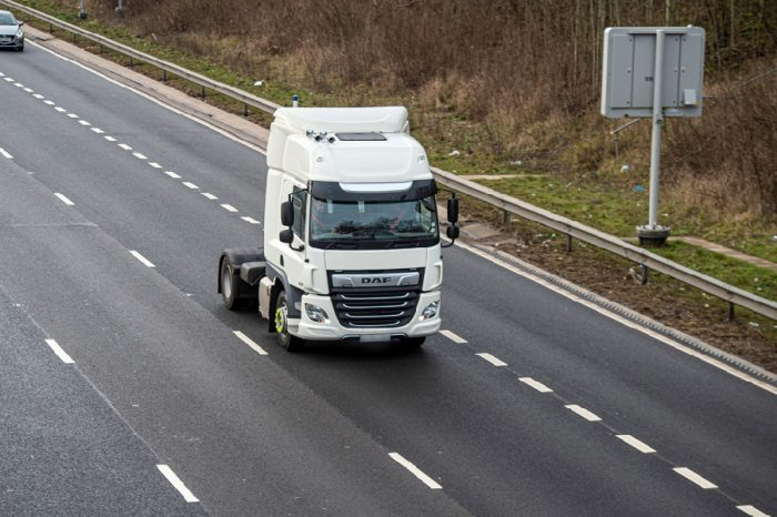 Over 600 offences discovered in a week of action by police and Highways England patrolling the M6