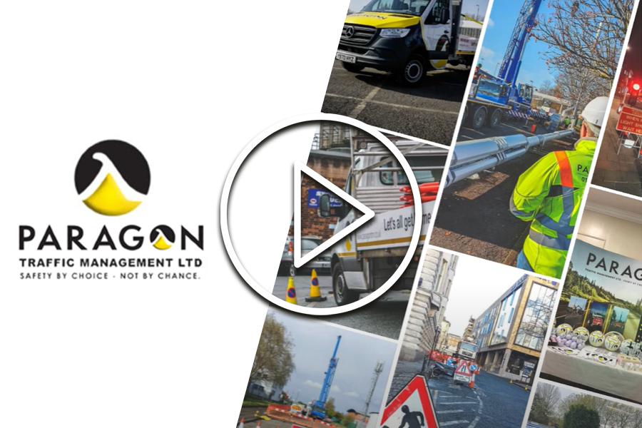 Paragon Traffic Management   Company video showcases up and coming business with 50+ years managerial experience