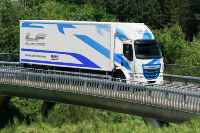 Road freight goes green with £20m funding boost