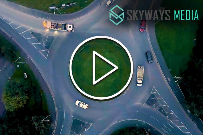 Skyways Media | New BT-HS Company Video steps outside the box
