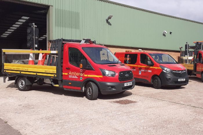 Amberon TM   New community stands to benefit as Amberon opens new depot