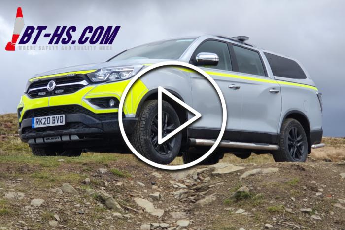 BT-HS | Commercial Vehicle Show 2021