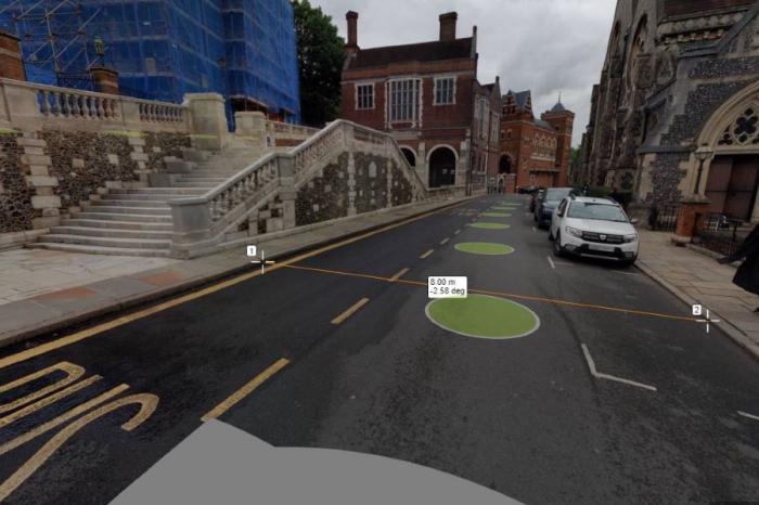 London Borough of Harrow creates digital twin with new street imagery and LiDAR data