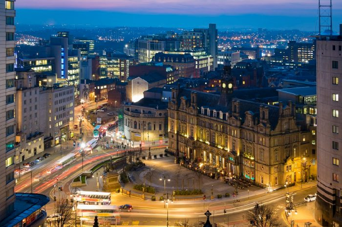 Consultation launched seeking feedback on highways improvements around Leeds City Square