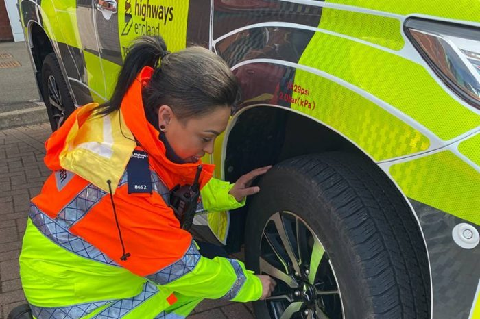 Motorists urged to check tyres before setting off this bank holiday