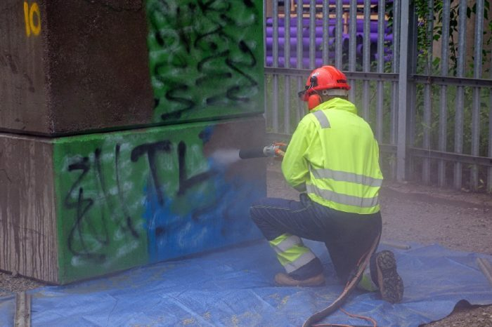 Winners of National Highways competition to help wipe out graffiti are revealed
