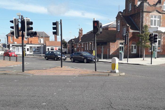 Traffic light upgrade ahead at busy Bognor Regis junction
