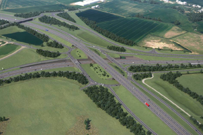 National Highways announces new road numbers for A428 Black Cat to Caxton Gibbet scheme