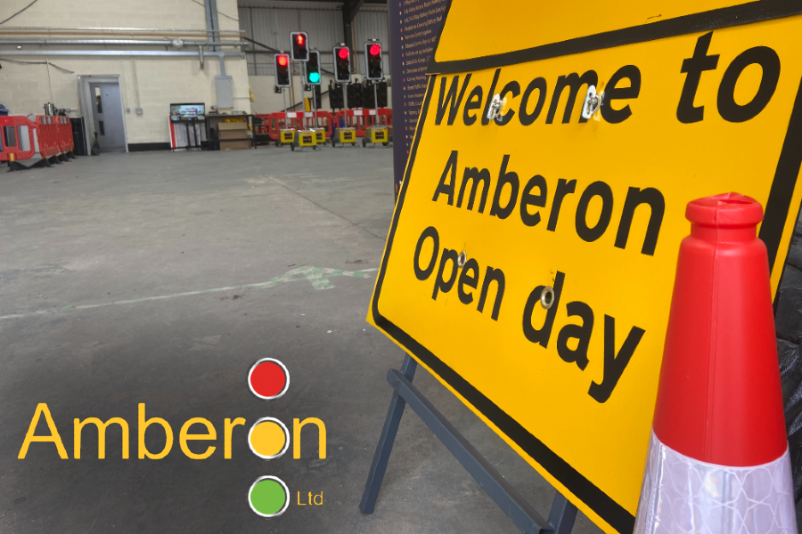 Amberon TM   Open day in Nuneaton sees depot officially open for business