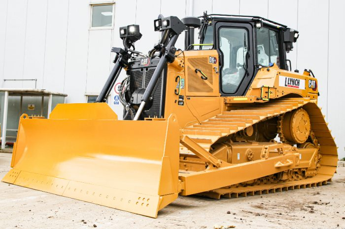 Fleet Fit for the Future: National Plant Hire Company Invests in 80 Cat® Machines