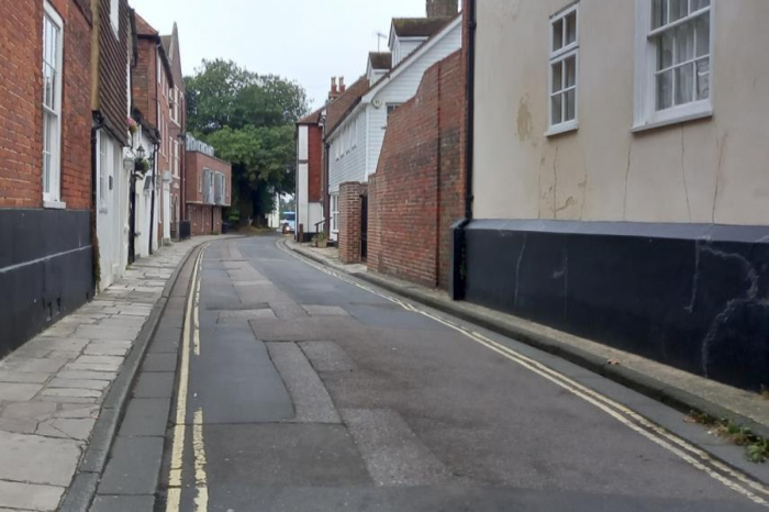 Essential road resurfacing planned for Chichester city centre