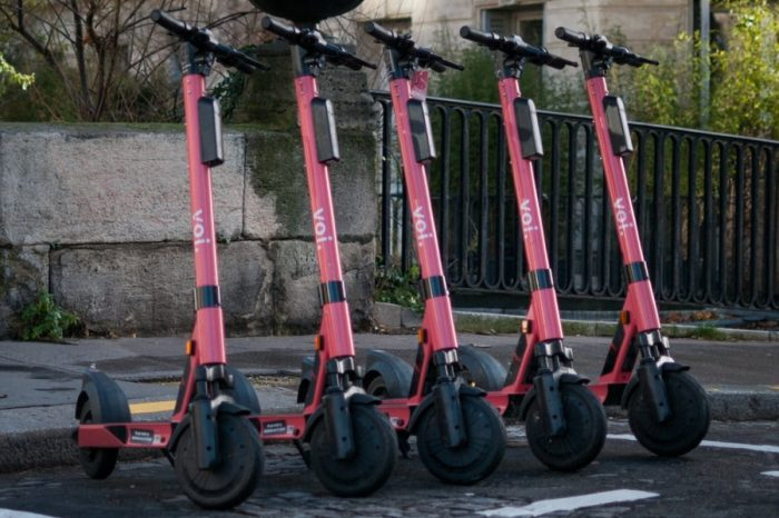 Northamptonshire Police supports e-scooter road safety event