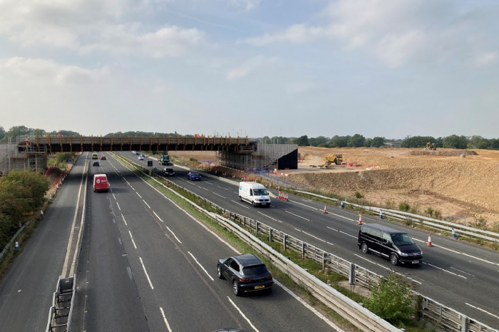 Focus on new M55 junction for Preston road project