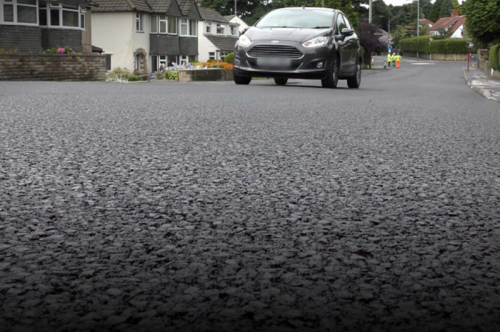 Tarmac | Turning Old Tyres Into New Roads With Bradford Council