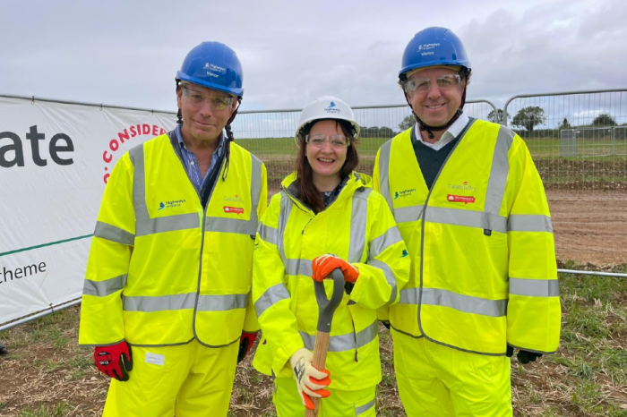 Works start on £135m road scheme to unlock journeys in the South West