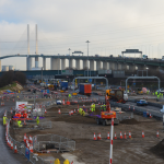 How will the new Dartford Tunnel safety system operate?